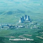 Armenian nuclear plant's new turbine to start working in a few days