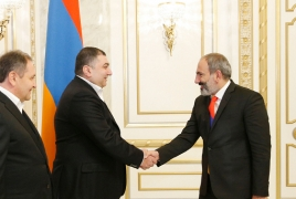 Armenia to start producing tractors