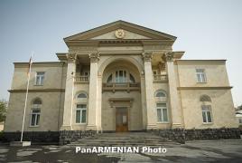 Armenia moving presidential residence back to original location