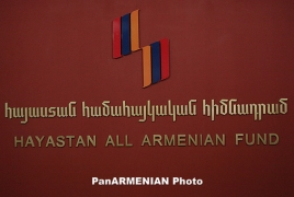 Hayastan all-Armenian Fund raises more than $11 mln in annual Telethon