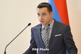 Armenia Diaspora Minister says merger with other ministry possible