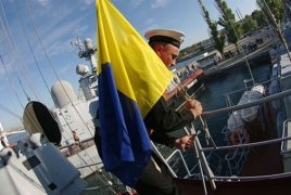 На Украине вводится военное положение: Порошенко подписал указ