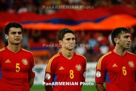 Форвард сборной Армении признан лучшим игроком казахской Премьер-лиги