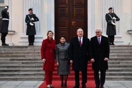 President Sarkissian invites Germany's Steinmeier to Armenia
