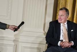 Former U.S. President George H.W. Bush dead at 94