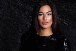 Model with Armenian roots to represent Georgia at Miss Universe