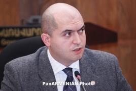 Աշոտյանը դատի է տալու փոխվարչապետի ժ․պ․-ին ՀՀԿ-ն «հանցագործ բանդա» անվանելու համար
