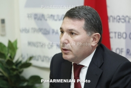 Армянский экс-министр подозревается в получении многомиллионных взяток