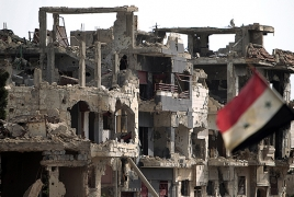 Heavy clashes reportedly break out between Syrian army and militants