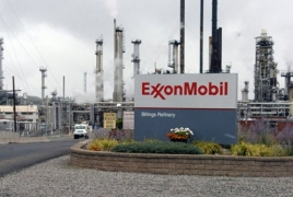 Exxon Mobil is reportedly leaving Azerbaijan