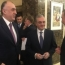 Armenian, Azerbaijani foreign policy chiefs