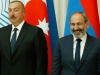 Official: Azeri President, acting Armenian PM converse in Russia