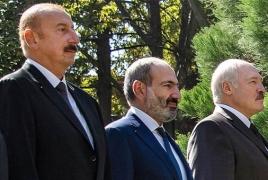 Пашинян: С Алиевым говорили об обмене пленными, согласия не достигли