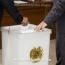 Armenia holding snap parliamentary polls