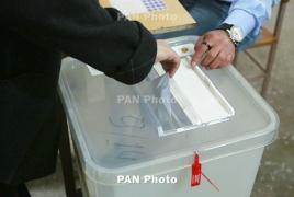 Քարոզչական պաստառներ, բացակայող քվեաթերթիկներ. Ընտրախախտումները՝ ժամը 10:00-ի դրությամբ