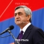 Armenia ex-President Serzh Sargsyan will vote: Vigen Sargsyan