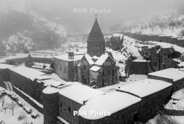 Monastery of Geghard granted UNESCO Enhanced Protection status