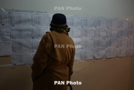 Armenia: Polls close in snap parliamentary election
