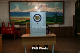 Armenia PM's side wins snap elections by landslide