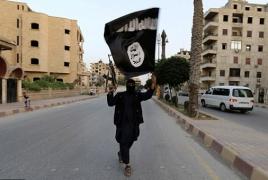 SDF troops score advance against Islamic State near Iraqi border