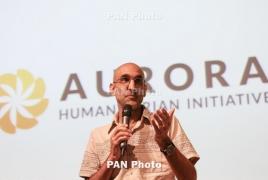 Dr. Tom Catena announced as chair of Aurora Humanitarian Initiative
