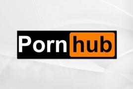 Pornhub. ՀՀ-ում կանայք տղամարդկանցից շատ են կայք այցելում, ամենահաճախ որոնումը՝ lesbians