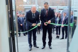 Америабанк открыл новый филиал в Ереване
