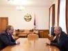 Փաշինյանն ու Սահակյանը հանդիպել են Մնացականյանի պաշտոնանկության մասին խոսակցությունների ֆոնին