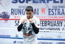 Ukrainian-Armenian Artem Dalakian defends WBA World flyweight title