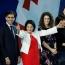 Georgia's first woman President sworn in
