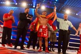 Հայ բռնցքամարտիկ Լեոն Հարթը նվաճել է WBC Asia չեմպիոնական գոտին