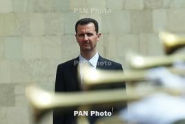 Envoy: U.S. no longer seeking to topple Syria's Assad