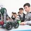 Սահմանապահ Մովսեսում աշակերտները ռոբոտաշինությամբ կզբաղվեն