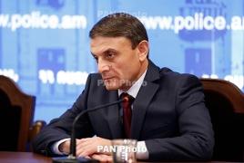 Начальник полиции РА: Армения хочет использовать модель патрульной службы Грузии