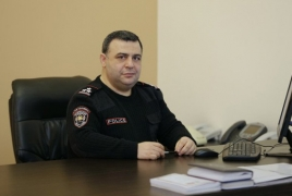 ՀՀ փոխոստիկանապետի բնակարանը թալանել են