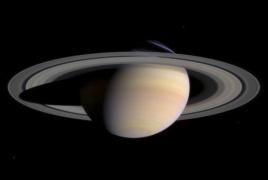 Saturn losing rings quicker than expected: NASA