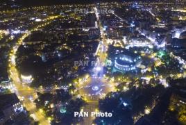 Yerevan among Russian tourists' favorite destinations for Christmas