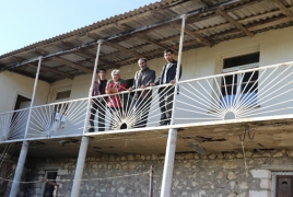 Housing program gives new home to family in rural Armenia