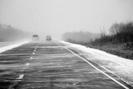 В Армении дороги в основном проходимы: Ларс закрыт