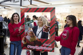 #BeSanta: Festive season is all set with Coca-Cola