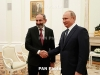Putin congratulates Pashinyan on Armenia election win