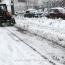 Снег на дорогах Армении: Ларс закрыт