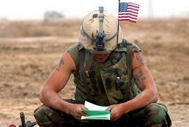 U.S. dispatches large military convoy to Deir ez-Zor: report