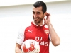 Arsenal's Henrikh Mkhitaryan wins December Goal of the Month award
