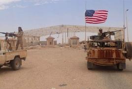 США начали вывозить военную технику из Сирии