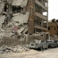Syrian army launches heavy attack on militants in Idlib