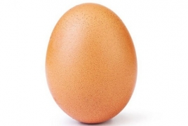 Фото яйца в Instagram обогнало по популярности снимок Кайли Дженнер