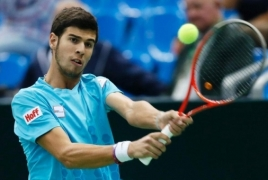 Karen Khachanov advances to Australian Open third round