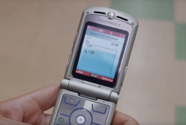 Motorola Razr phone reportedly making a comeback
