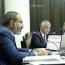 Правительство Армении сформировано: Назначены 12 министров